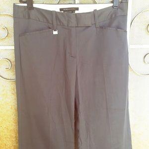 NWT BCBG Maxazira Pants Women's Size 2 Dark Gray